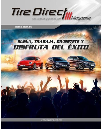 MAGAZINE TIRE DIRECT 2016