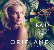 Oriflame Katalog nr 10 - 2016