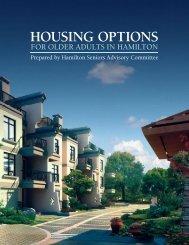 HOUSING OPTIONS FOR SENIORS IN HAMILTON 1