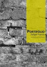 Portifólio de Arquitetura 2 - Felipe Franco