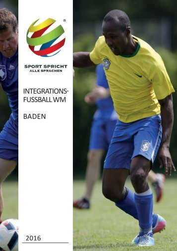 Integrationsfussball-WM Baden 2016