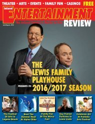 Inland Entertainment Review, July/August, 2016