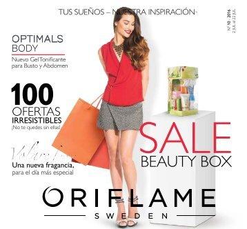 Catálogo 10 Oriflame