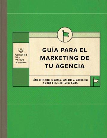 GUIA PARA EL MARKETING DE TU AGENCIA
