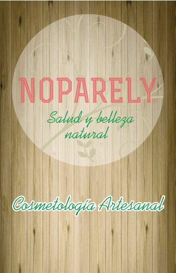 CATALOGO NOPARELY
