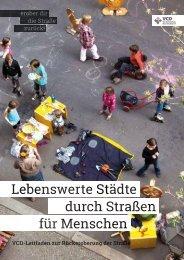VCD-Leitfaden_Strassen_fuer_Menschen_2016