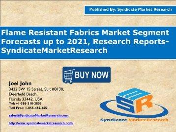 Flame Resistant Fabrics Market