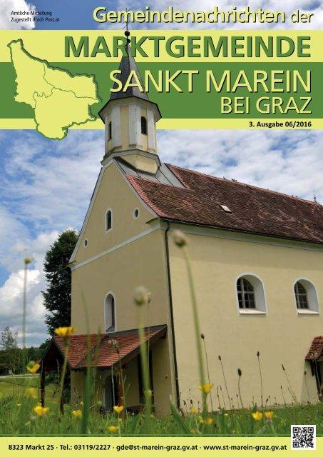Kontaktanzeigen Sankt Marein bei Graz | Locanto Dating