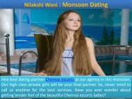 Monsoon Dating with  Hot Girl on Chennai Beach