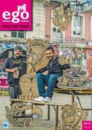 ego Magazin Trier - Ausgabe 8