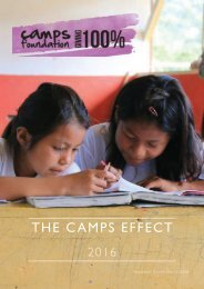 The Camps Effect 2016