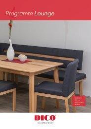 Lounge Esszimmermöbel von DICO