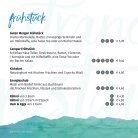 Ilsenhof Strandrestaurant Speisekarte 2016 - Page 4