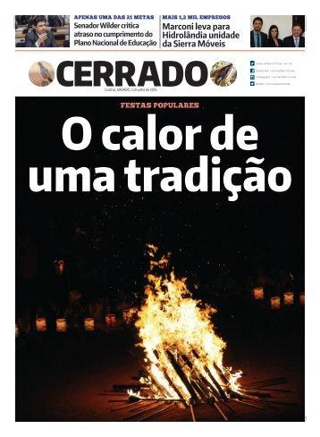 O calor de uma tradição