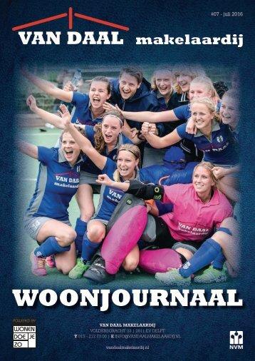 Van Daal Woonjournaal #7 | juli 2016