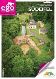 ego Magazin Bitburg - Freizeitmagazin - Ausgabe 21