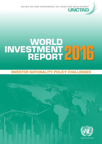 UNCTAD WORLD INVESTMENT REPORT 2015
