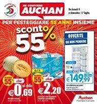 Auchan S. Gilla 04-17 Luglio 2016