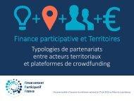 entre acteurs territoriaux et plateformes de crowdfunding