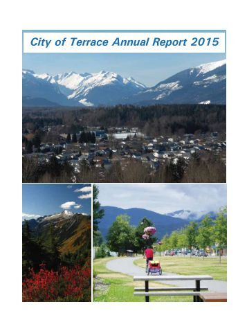 City of Terrace Annual Report 2015
