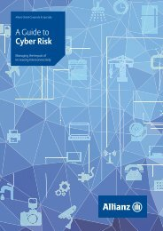 A Guide to Cyber Risk