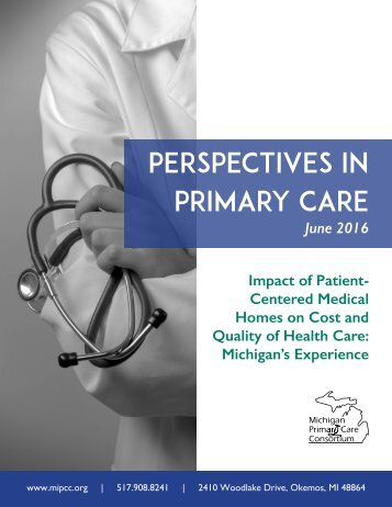 Perspectives in Primary Care