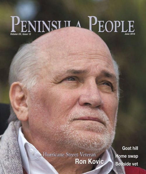 Peninsula People June 2016