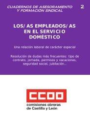 2 LOS/AS EMPLEADOS/AS EN EL SERVICIO DOMÉSTICO