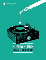 Berklee-Online-Songwriting-Degree-Handbook
