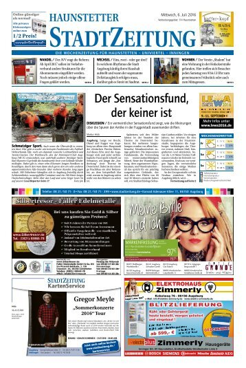 114 Augsburg - Haunstetten 06.07.2016