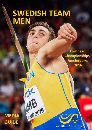SWEDISH TEAM MEN