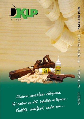 PDF katalog -SI - KLP podjetje za proizvodnjo in trgovino doo