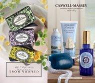 Caswell Massey Wholesale