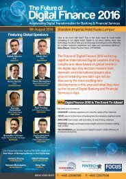 Featuring Global Speakers Sheraton Imperial Hotel Kuala Lumpur