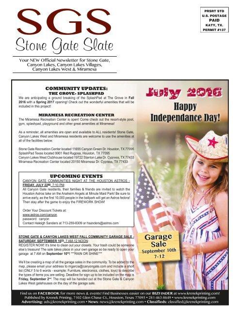 Stone Gate July 2016