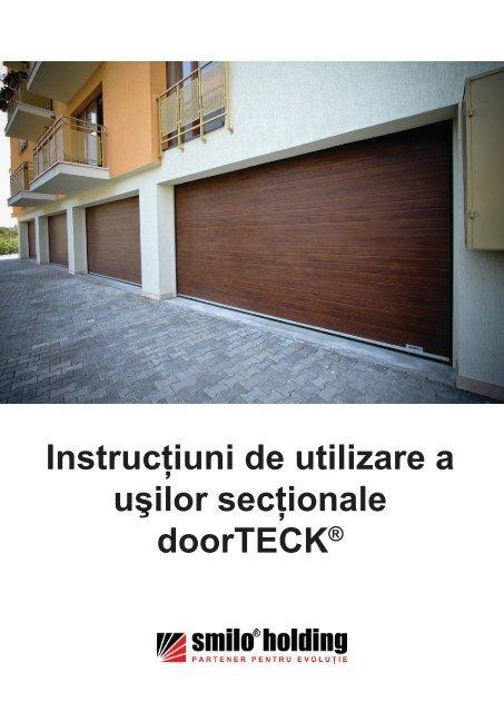 Instructiuni-de-utilizare-a-usilor-de-garaj-sectionale doorTECK