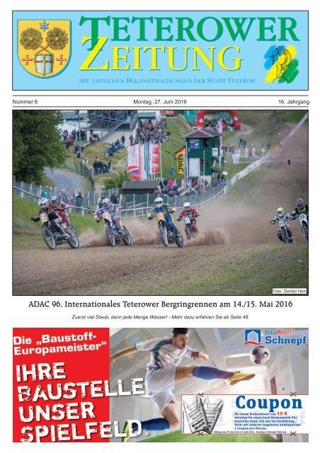 Teterower Zeitung 06.2016