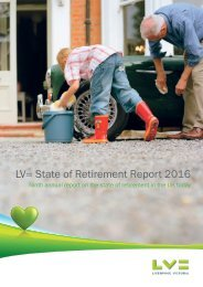 LV= State of Retirement Report 2016