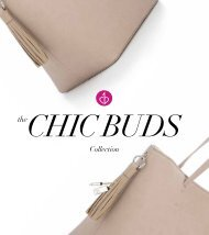 Chic Buds Catalog 2016