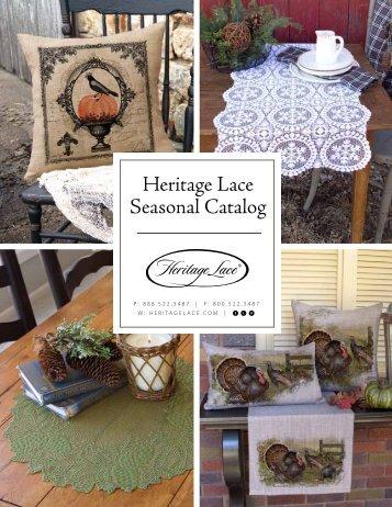 Heritage Lace Seasonal