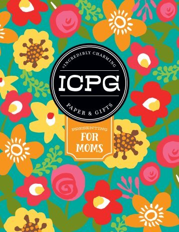 ICPG Mom Collection Flyer