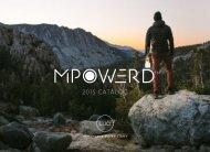 MPowered Sales Catalog 2016