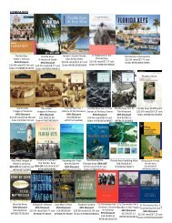 Sunburst Book Keys -Everglades Best Sellers May 2016