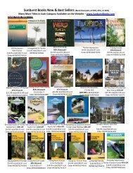 Sunburst Books Florida Best Sellers May 2016