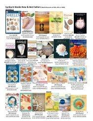 Sunburst Books General Best Sellers May 2016
