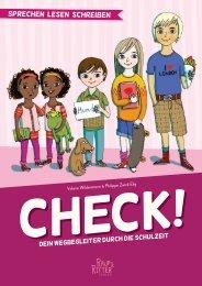 CHECK! SPRECHEN, LESEN, SCHREIBEN (Edition 2012)