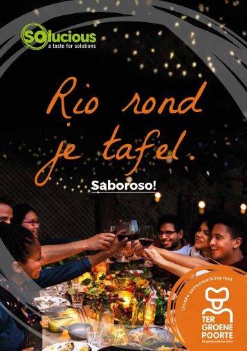 Rio rond je tafel
