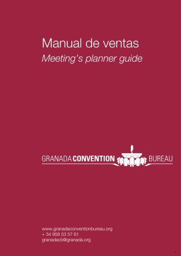 Manual Convention Bureau 2016 - MINI.compressed