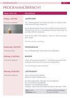 Programmheft Residenz Havelgarten Monat Juli 2016 - Seite 3