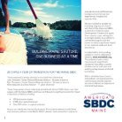 2015 Maine SBDC Annual Report - Page 2